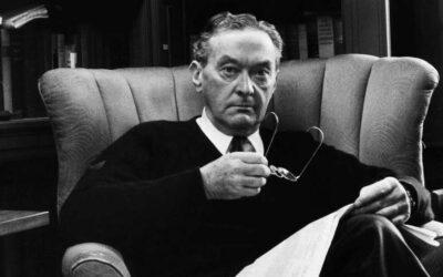 Culturas Políticas: Walter Lippmann: pandemia, medios y opinión pública