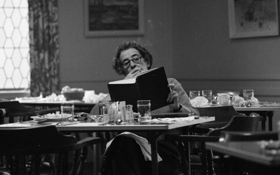 Culturas Políticas: Sociedad civil y Covid desde el pensamiento de Hannah Arendt