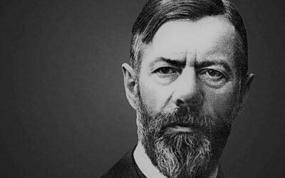 Culturas Políticas: Max Weber y la vocación política